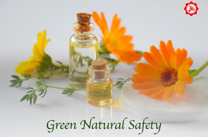 GREEN NATURAL SAFETY