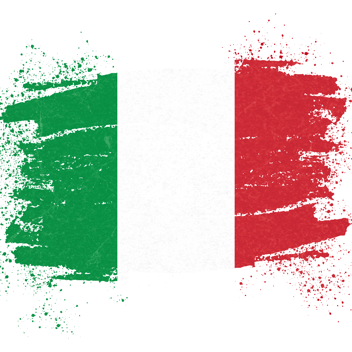 —Pngtree—vintage italy flag in brush_6075337
