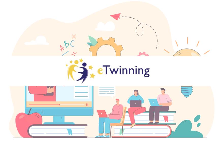 ETWINNING : IL MONDO ATTRAVERSO L' E-LEARNING